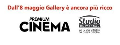 Premium Cinema e Studio Universal on air dall'8 maggio