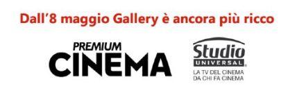Premium Cinema e Studio Universal on air dall'8 maggio