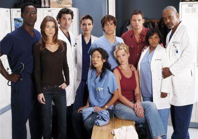 Grey's Anatomy, gli episodi della seconda stagione