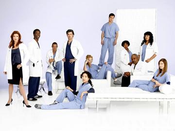 Grey's Anatomy, gli episodi della terza stagione