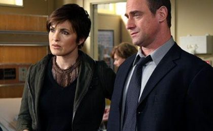 Mariska Hargitay e Chris Meloni via da Law & Order: SVU?