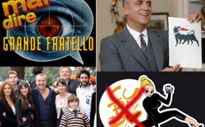 Palinsesti: Canale 5 attacca RaiUno. E slitta Cupido
