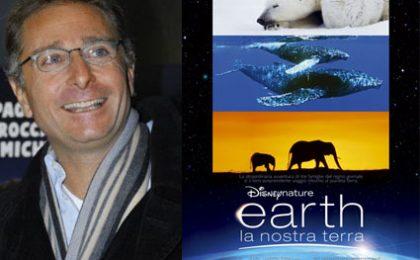 Paolo Bonolis dà voce a Earth – La Nostra Terra