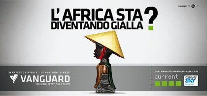 Vanguard, l'Africa colonizzata dalla Cina