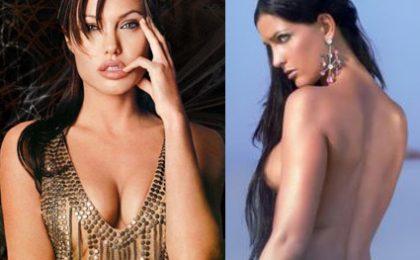 Alessia Merz preferita alla Jolie per Jolly Blu