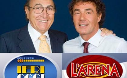 Autunno 2009, Domenica In dimezzata: fine del contenitore tv?