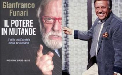 Gianfranco Funari, in libreria la biografia postuma