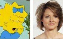Simpson, Jodie Foster guest star