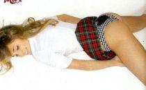 Lucilla Agosti, il suo lato sensuale su Max