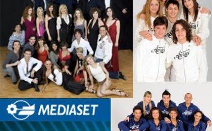 Ritmo, fiction Mediaset con le star di Ballando e Amici