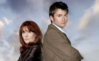 "David Tennant guest star in due episodi di ""The Sarah Jane Adventures"""