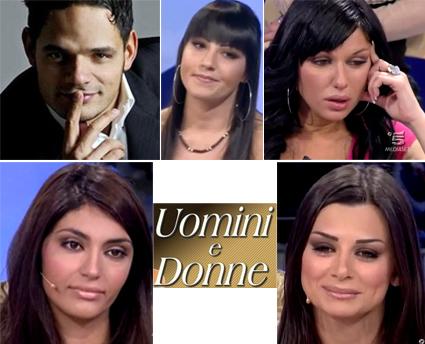 Uomini e Donne, le scelte di Federico, Elga e Claudia