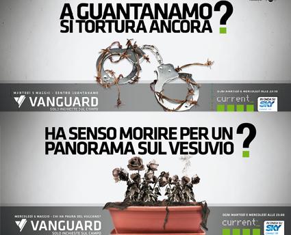 Vanguard, da Guantanamo al Vesuvio