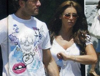 Alessandra Pierelli innamorata di un calciatore