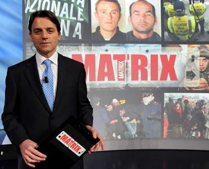 Matrix, Vinci resta e lascia la CNN