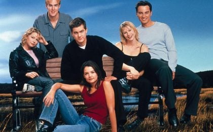 Dawson's Creek, reunion del cast: Pacey-Joshua Jackson dice no