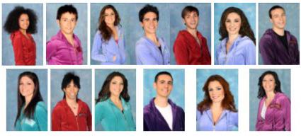 I 13 finalisti di Academy