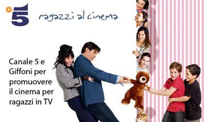 Giffoni Film Festival, Ragazzi al Cinema su Canale 5