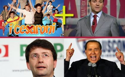 Palinsesti Mediaset: stasera I Cesaroni; slitta Pur Purr Rid