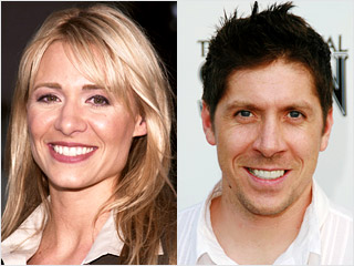 Ray Park e Deanne Bray in Heroes 4