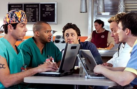 episodi scrubs