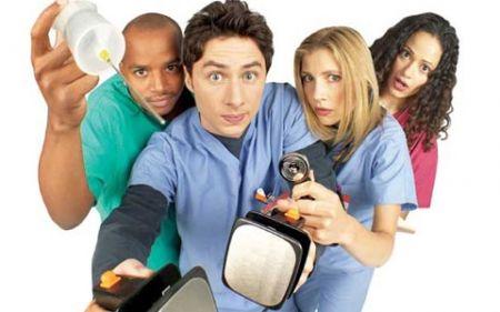 Scrubs, gli episodi della quinta stagione