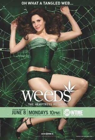 Weeds 5, video, poster promozionale e spoiler via Mary-Louise Parker!