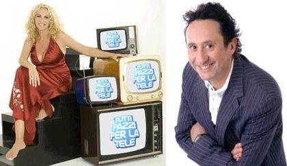 Tutti Pazzi per la Tele, Beppe Braida affianca Antonella Clerici