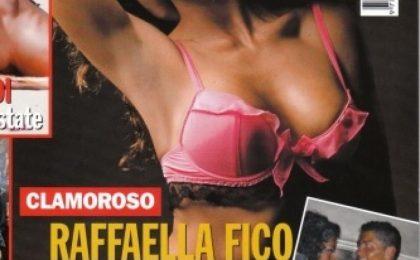 Raffaella Fico: con Cristiano Ronaldo è vero amore