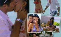 Cristina Chiabotto e Fabio Fulco alle Maldive