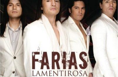 XFactor, i Farias pubblicano il cd La Mentirosa