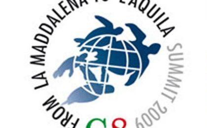 G8 a L'Aquila in diretta tv
