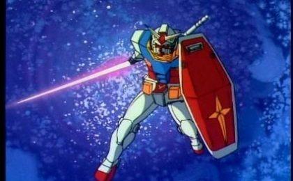 Cartoon, a Tokyo statua gigante per i 30 anni di Gundam