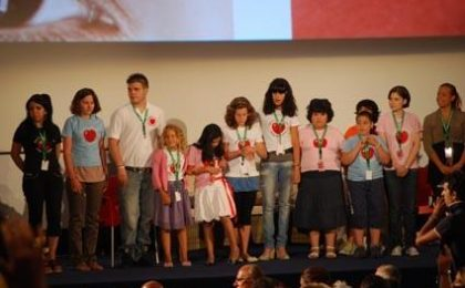 Mediafriends commuove Giffoni Experience