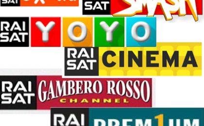Sky dice addio a RaiSat e lancia 10 nuovi canali
