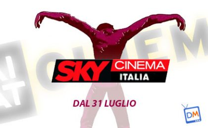 Sky: arrivano Cinema Italia e Fox Retro, Cult passa a Sky Cinema