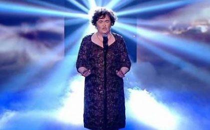Niente Ugly Betty per Susan Boyle