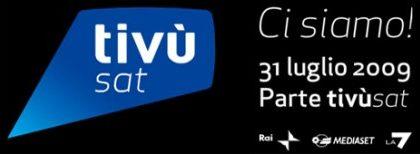Mediaset e Rai presentano TivùSat ma non scendono da Sky