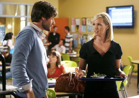Niente Melrose Place per Ryan Eggold, ma l'attore spera ancora (e spoilera su 90210)