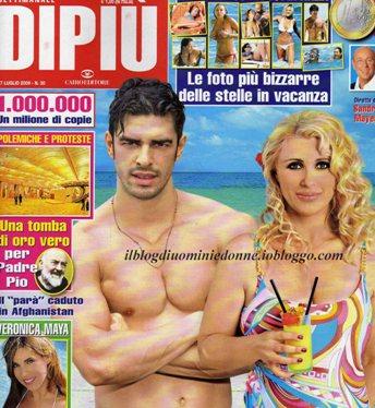Uomini e Donne, Cristian Galella Vs Tina Cipollari