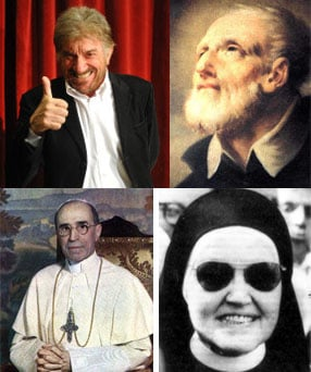 Proietti torna a Viterbo per San Filippo Neri