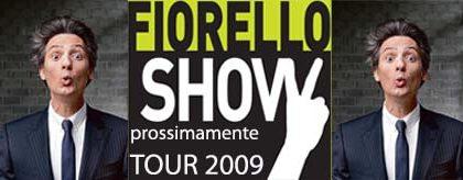 Fiorello Show da settembre in tour