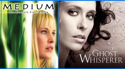 Medium-Ghost Whisperer: crossover? Poster/video per Heroes e Californication + casting news