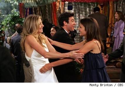 "How I Met Your Mother 5, torna Sarah Chalke e ""arriva"" Robarney"