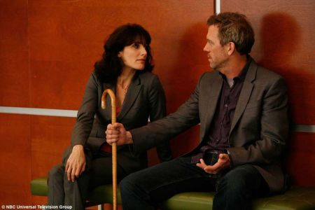 Dr House, Hugh Laurie Lisa Edelstein