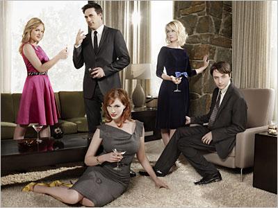 Mad Men, gli episodi della prima stagione