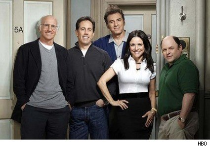 Seinfeld reunion in Curb Your Enthusiasm