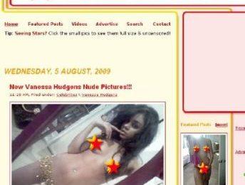 Ennesimo scandalo per Vanessa Hudgens