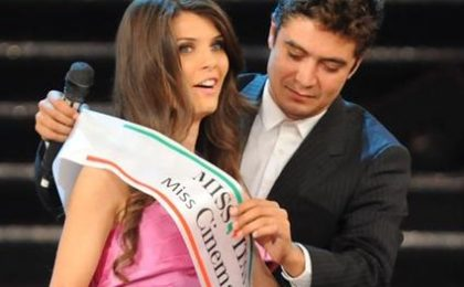 Miss Italia 2009 incorona Claudia Loy, Miss Cinema