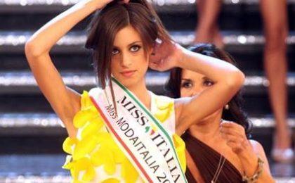 Miss Italia 2009: caos per Federica Sperlinga, Miss Moda Italia